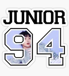 GOT7 - Junior 96 Sticker