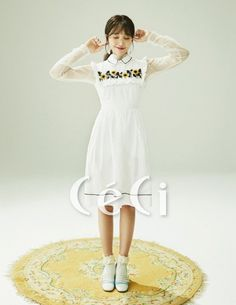 A Pink's Eunji talks about her passion for music with 'Ceci'   allkpop.com