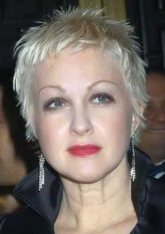 20 Pixie Cortes de pelo para mujeres mayores de 50 // #Cortes #mayores #mujeres…