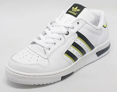 wholesale dealer 37a0a 0064d adidas Originals Edberg  86 - White - Black - Solar - SneakerNews.com