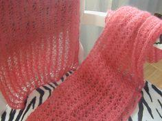 Ravelry: Easy Lace Stole pattern by Arlene's World of Lace