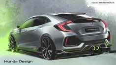 Civic Hatchback Concept