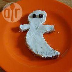 Lanchinho fantasma @ allrecipes.com.br
