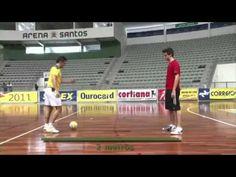Falcao Futsal-Lesson | Rainbow Flick Goal Football Gif, My Life, Basketball Court, Rainbow, Goals, Rain Bow, Rainbows, Target