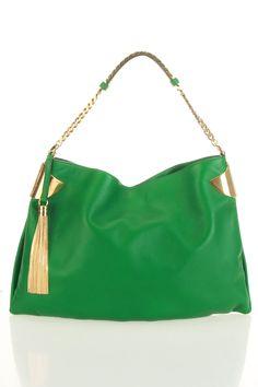 Gucci 1970 Medium Shoulder Bag In Green