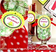 Grinch Christmas/Holiday Party Ideas   Photo 2 of 10   Catch My Party