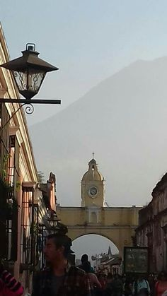 El arco, Antigua Guatemala