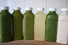 Cook Like It's Easy: I Survived a 3-Day Juice Cleanse