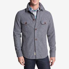Wool Blend Jacket by Faconnable | iVIP BlackBox