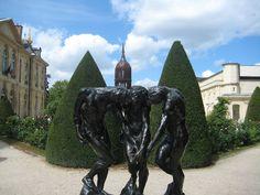 Paris, France ~ Rodin sculpture garden