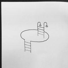 2016.03.15 #실재와가상의경계 #드로잉 #일러스트 #아트웍 #낙서 #real #virtual #boundary #drawing #artwork #doodling #penemotion