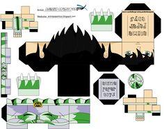 Dragon Shiryu (A) papercraft part 1. Shiryu de Dragão (A) de papel parte 1. 龍星座「ドラゴン」の紫龍 [Ryū Seiza].   Saint Seiya. Cavaleiros do Zodíaco. 聖闘士星矢セイントセイヤ [Seitōshi Seiya (Seinto Seiya)]. Papercraft. Cubeecraft. Boneco de papel.