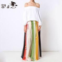 Высокое качество 2016 новая взлетно-посадочная полоса лето юбка женщины элегантный печатных юбка SS158