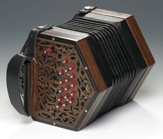 I have to admit I have always wanted to learn to play the squeeze box...