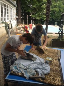 Workshops (Ateliers) | shadows in the stone
