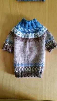 Satumaisia silmukoita: Neule koiralle ohje Dog Coats, Knit Crochet, Pullover, Knitting, Haku, Sweaters, Crafts, Crocheting, Google