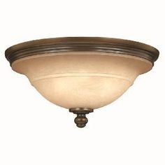 Circular flush fitting bronze ceiling light with mocha glass shade, ideal for low ceilings. Classic light fittings never go out of fashion. Vintage Bathroom Lighting, Bathroom Ceiling Light, Flush Ceiling Lights, Bathroom Light Fixtures, Ceiling Light Fixtures, Light Fittings, Flush Lighting, Hinkley Lighting, Plymouth