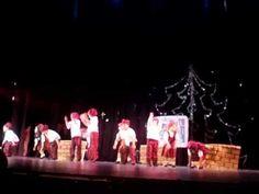 Vicente baile de Navidad 2011 =) - YouTube