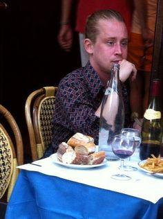 Mac in France, August 2013