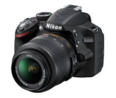Review Cheap Nikon D3200 24.2MP Digital SLR Camera (Black) with 18-55mm f/3.5-5.6G AF-S DX VR Nikkor Zoom Lens + AF-S DX NIKKOR 55-300mm f/4.5-5.6G ED VR Package 21
