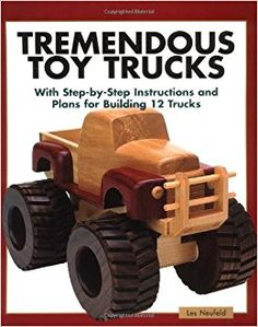 Great Woodworking for toys book. Highly recommend!
