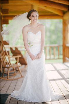 wedding sash http://www.weddingchicks.com/2013/10/09/romantic-ranch-wedding/