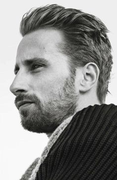Matthias Schoenaerts for InStyle                                                                                                                                                                                 More