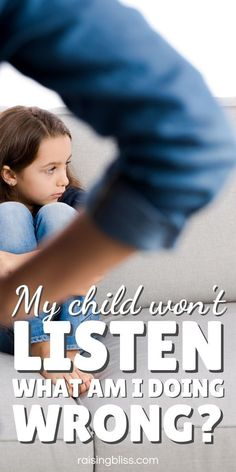 Parenting tip: We all know the frustration when kids don't listen. We ask them, then we tell them, and then we may even give them a consequence, but kids, including toddlers, still don't do what parents ask. Have you thought about the reasons kids don't listen? Read this article about 9 reasons kids don't listen, and avoid making these mistakes. This post includes a free printable. Parenting tips motherhood ideas, raising kids advice, mom life tips. Enjoy motherhood. Overwhelmed Mom, Child Behavior, Quotes About Motherhood, Happy Mom, Parenting Ideas, Mom Advice, Life Tips, Survival Guide, Raising Kids