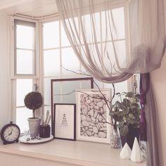 My Shelf 出窓グリーンのインテリア実例 | RoomClip (ルームクリップ)