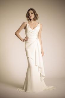 Amy Kuschel Bride San Francisco Harriet Wedding Gown Harriet