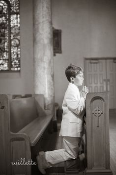 max first communion portraits  57_1  Young faith!  May it never fade.