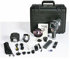 DT-9875 מצלמה תרמית מקצועית 160X120 פיקסלים, לביצוע בדיקות תרמוגרפיות בתחום החשמל, אינסטלציה, מבנים, מיזוג אוויר