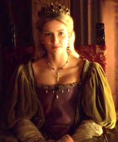 The Tudors Costumes: Jane Seymour Season 3 - The Tudors Wiki