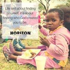 Life isn't about finding yourself, it is about finding who God created you to be. #GOSENDSPONSOR