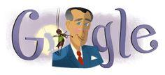 105º aniversario de Francisco Gabilondo Soler – Cri-Cri Doodle