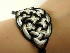 Chinese Knot bracelet- it's all about the colors