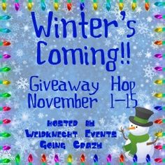 #WintersComing Giveaway (11/15) - When is Dinner