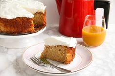 עוגת מנגו ושוקולד לבן - פריגת