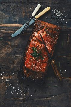 Salmon is amazing