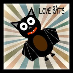Halloween is the perfect time to let your love of bats be known! Check out our love of all things bat
