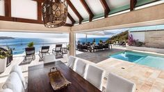 Embrace the openness of sea and sky at Ce' Blue Villas Vacation Club, Luxury Villa, This Is Us, Openness, Villas, Places, Outdoor Decor, Destinations, Sky