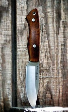 Knife -- limited edition?  I'll take one, whatever it is!