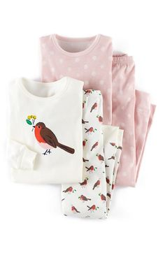 Free shipping and returns on Mini Boden Snug Fit Pajamas (2-Pack) (Toddler Girls, Little Girls & Big Girls) at Nordstrom.com. A cute screenprint and charming patterns cover two cozy, snug-fitting pajama sets.
