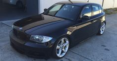 In Europe, this is a completely normal (and fairly common) BMW Bmw 116i, Bmw 1 Series, Motors, This Is Us, Cars, Vehicles, Autos, Automobile, Vehicle