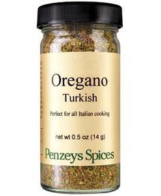 Turkish Broken Leaf Oregano | See product description for simple salad dressing recipe