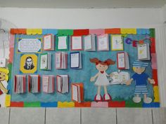 Nice To Meet, Classroom Decor, Kids Rugs, Frame, Books, Crafts, Reading Projects, School Murals, Book Week