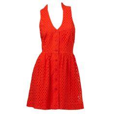 Cutwork Dress #sportsgirl