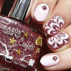 repost via @instarepost20 from @nails_by_soffis Tutorial?  In love with this 'fake' watermarble nails!   Do you want to know how I did them? It is very easy I use Watermarble Vinyls and El Corazón '522B' polish  from my favourite nail art store online  @entrelazosytelas @entrelazosytelas  (Use my code SOFFIS for a 15% off at WWW.ELYT.ES)  I really hope you like it  - Tutorial?  Enamorada de estas uñas 'falsas' de efecto watermarble  Queréis saber cómo las hice? Es muy fácil usé los Vinilos…