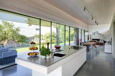 Modernistyczna kuchnia od Schenker Salvi Weber