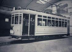 Nederlandse tram, geleverd door tussenkomst van vermoedelijk de Nederlandse vestiging van de NV voorheen Ruhaak en Co. op Java. 1920-1940